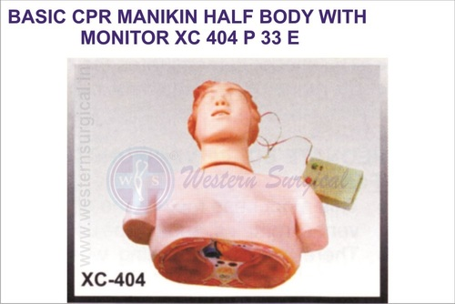 Basic CPR Manikin(Half Body)