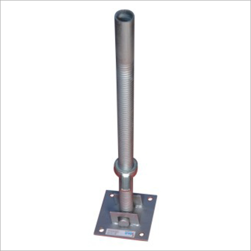 Scaffolding Rocking And Swivel Adjustable Base Jack