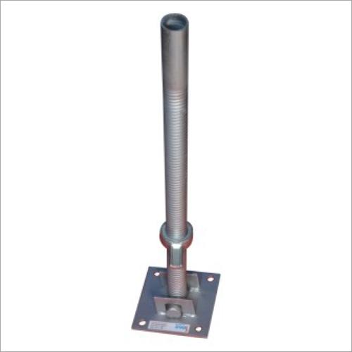 Scaffolding Rocking And Swivel Adjustable Base Jack