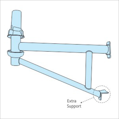 Scaffolding Tubular Hop-Up Brackets Cuplock