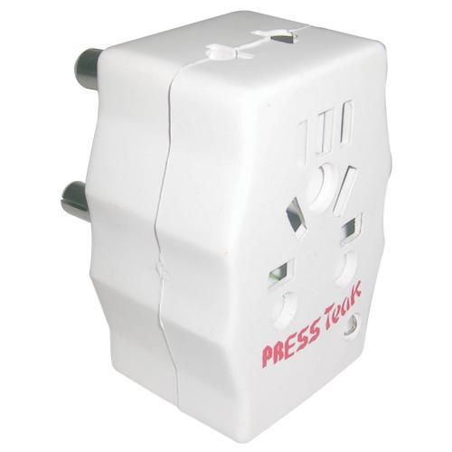 Press Fit International Multi Plug Adapter