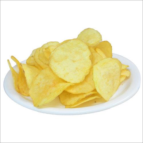 Raw Potato Chips