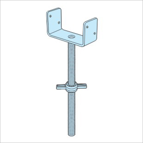 Scaffolding Adjustable U Head Jack