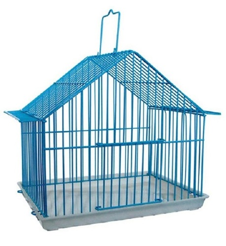 Powder Coated Iron Bird Cage