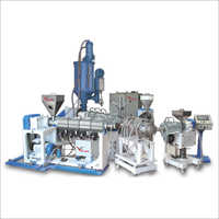 HDPE Single Screw Extruder