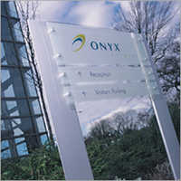 Architectural Signage Boards