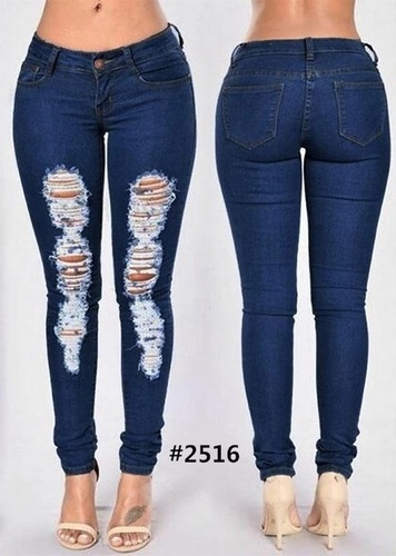 All Types of Ladies Jeans