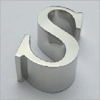 Stainless Steel Signage Boards