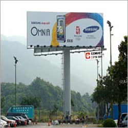 Unipole and Billboard Signage Boards
