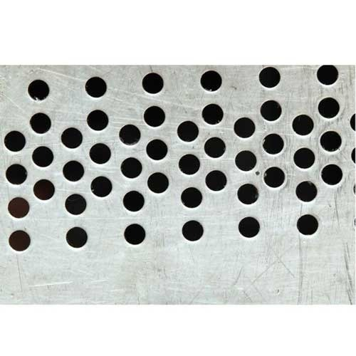 304/306 Stainless Steel Perforated Sheet