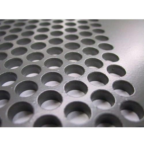 Inconel / Monel Perforated Sheet