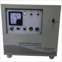 Servo Voltage Stabilizer