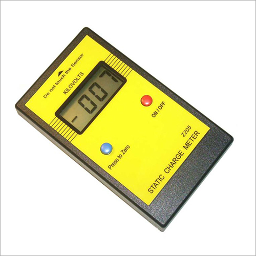 Static Charge Meter Z205
