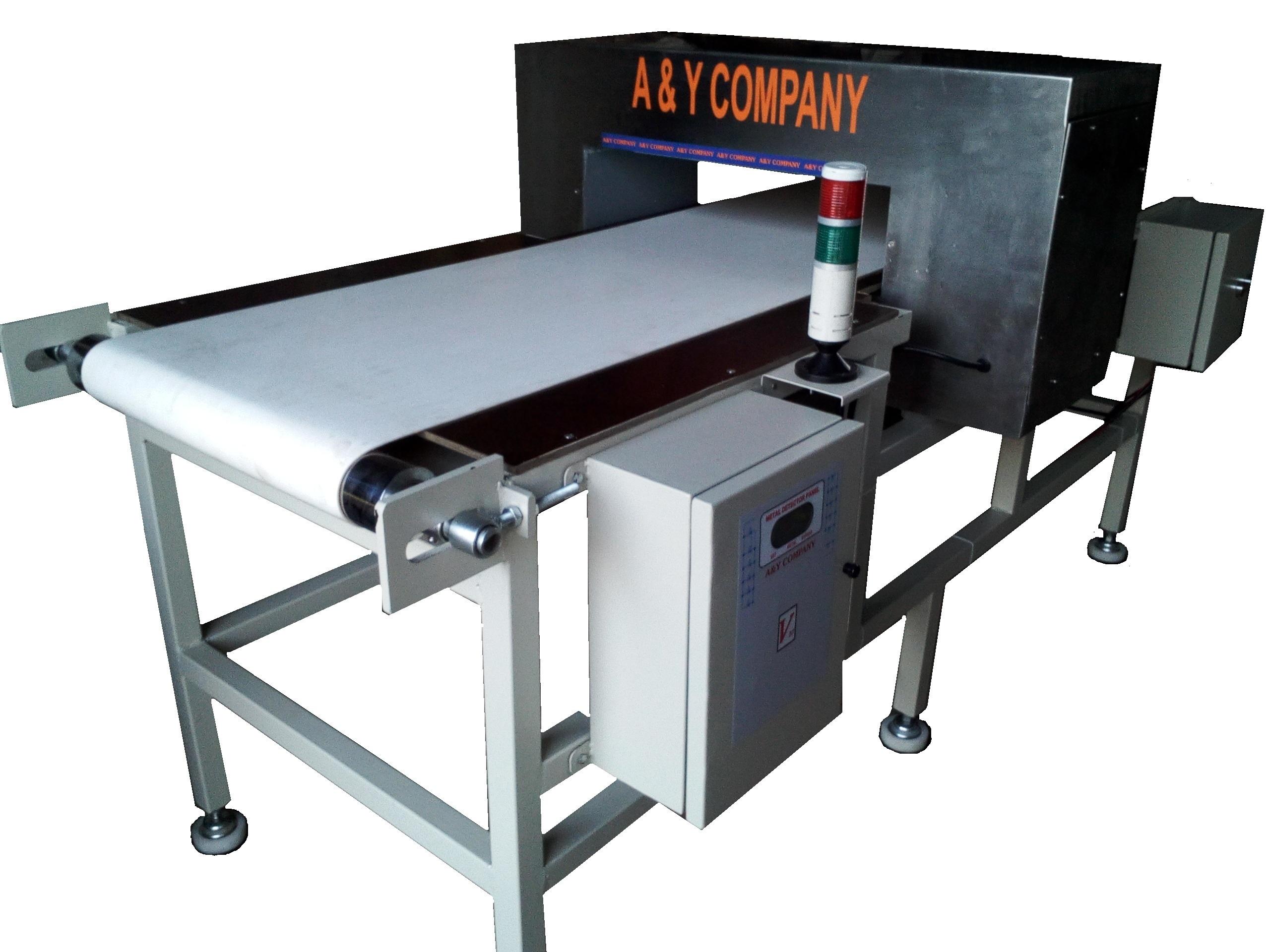 Metal Detecting Machine