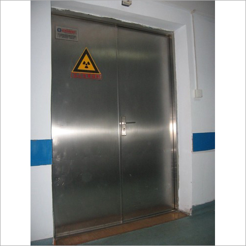 X- Ray Protection Door