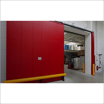 Automatic Sliding Fire Door