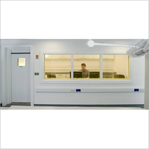 X-Ray Safety Lead Glass