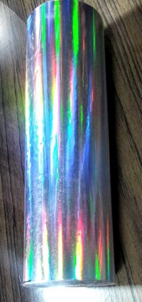 Rainbow Laser Seamless Self Adhesive Films