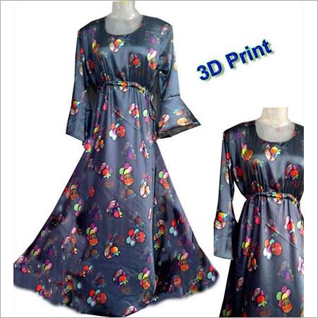 Japani Silk Gown