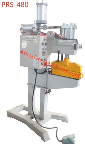 Abrasive Belt Press Machine