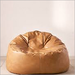Leather Bean Bag