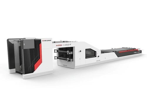 Hrb-F Automatic 5 Ply Flute Laminator Machine