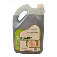 Toilet Liquid Stain Remover