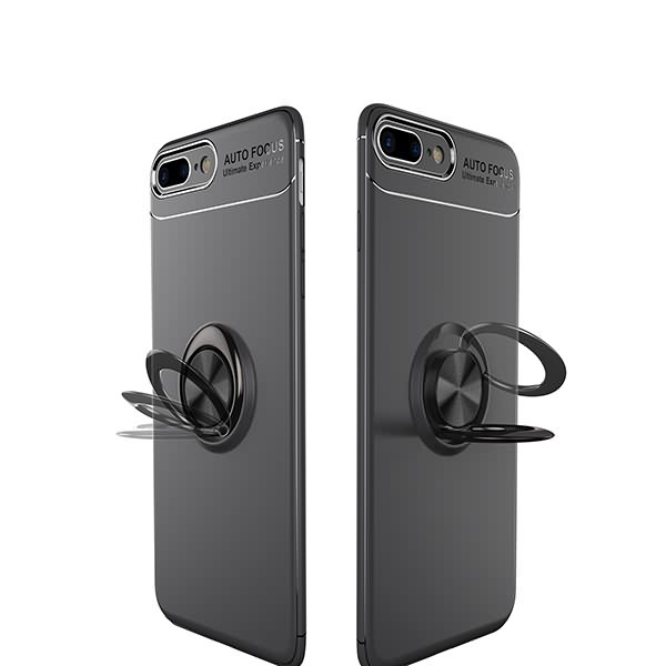 Apple Iphone 7P Case 360° Adjustable Ring Stand