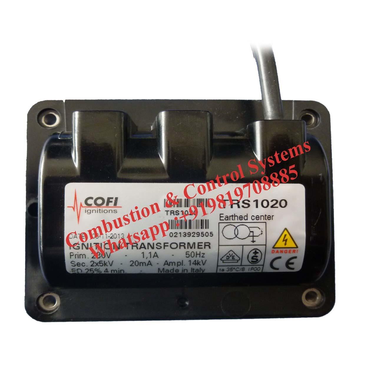 Cofi TRS1020 ignition transformer