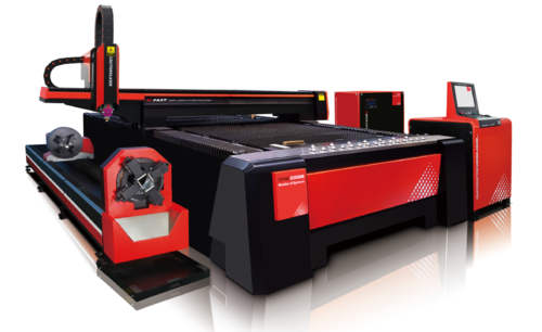 DNE Laser Open Type with Rotary