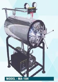 High Pressure Horizontal Sterilizer & Autoclave