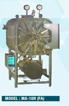 Fully Automatic Horizontal Sterilizer / Autoclave