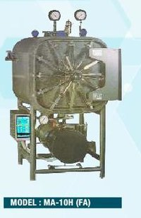Fully Automatic Horizontal Sterilizer & Autoclave