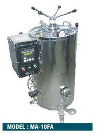 Fully Automatic Deluxe Autoclave (Vertical)