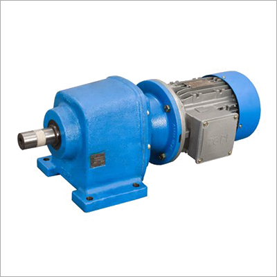 Aerator Gear Box