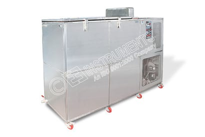 Freeze Thaw Cabinet Certifications: Iso 9001 : 2015