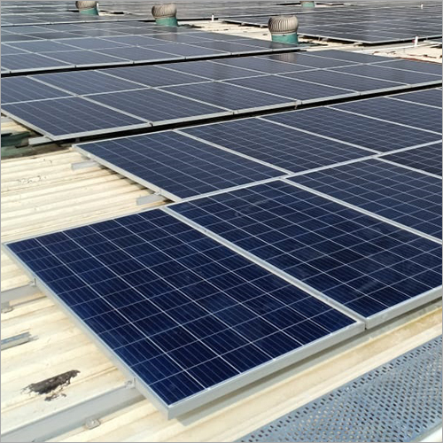 Roof Top Solar PV System