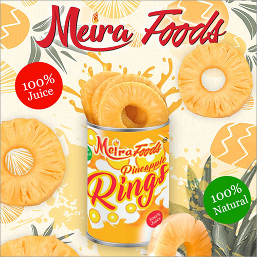 Pineapple Rings Juice