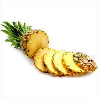 Pineapple Fruit Chopped