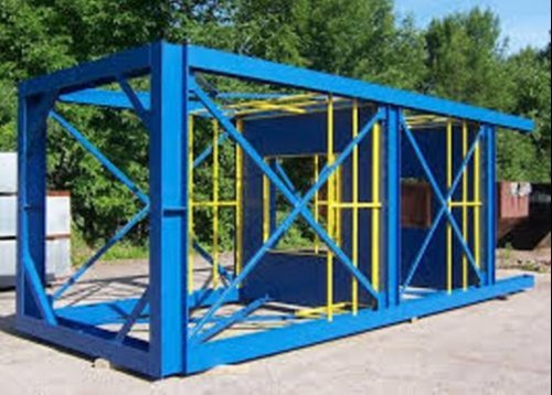 Indoor Structural Fabrication