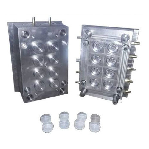 Plastic Bottle And Jar Cap Injection Moulds