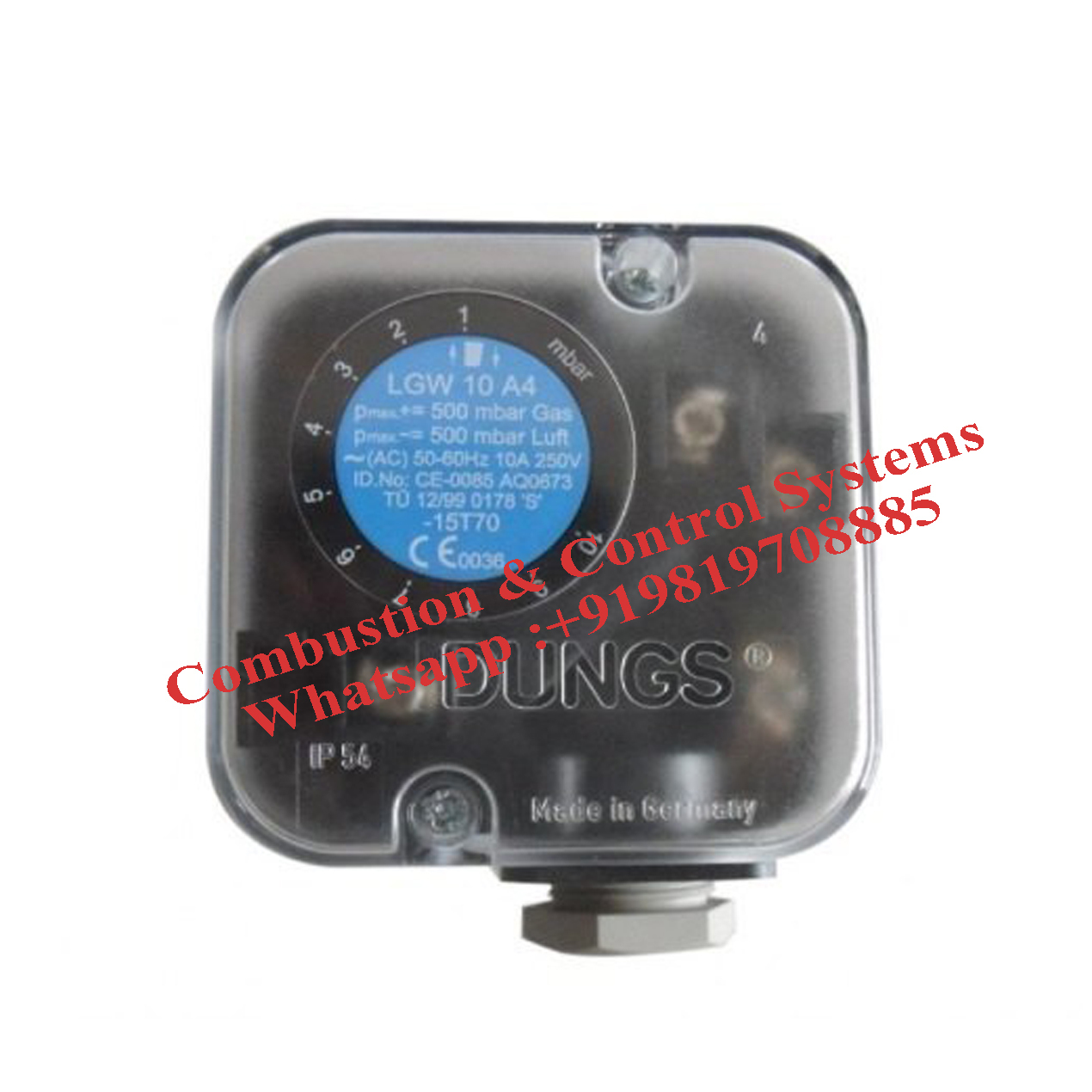 Dungs Air Pressure switch