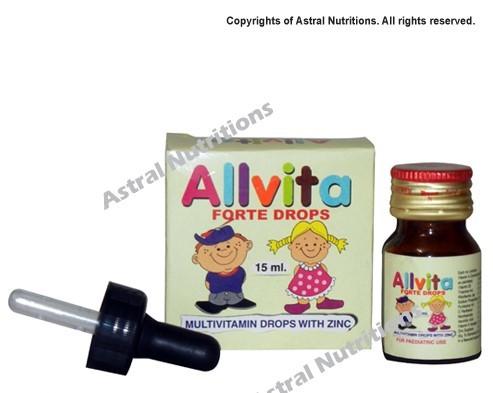 Allvita Forte Drops