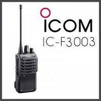 ICOM VHF Radio 136-174 MHz Walky Talky