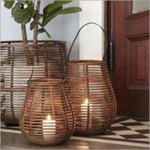 Rattan Decorative Lanterns