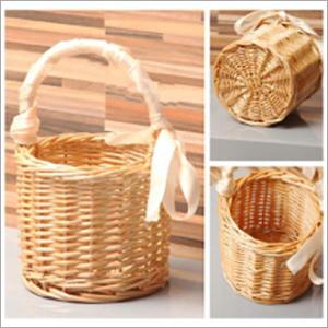 Rattan Flower Vases Application: For Home Purpose