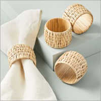 Rattan Weaved Napkin Ring