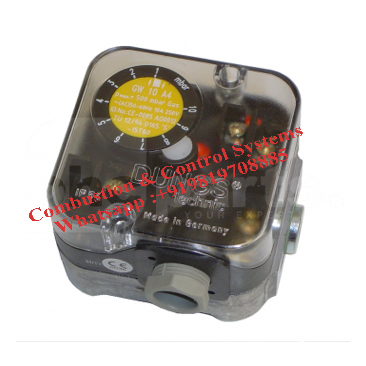 Dungs GW10A4 Pressure switch