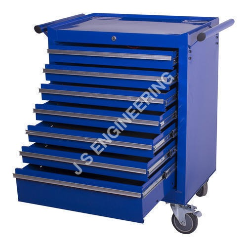 Lockable Tool Trolley