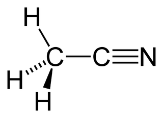 Acetonitrile Ar